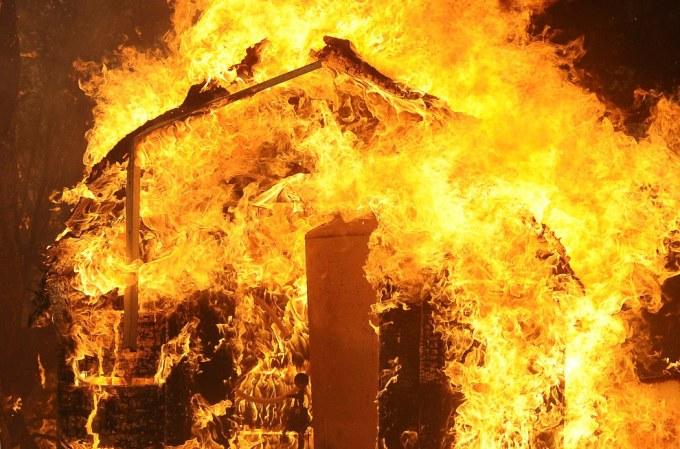 آتش نشانی نجف آباد