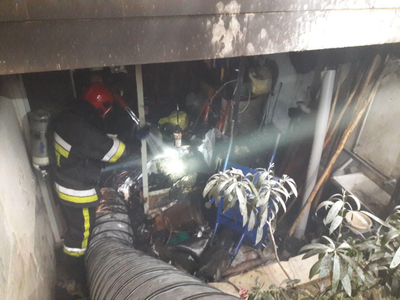 آتش نشانی و خدمات ایمنی شهرداری نجف آباد
