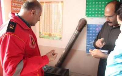 استقبال همشهریان عزیز از طرح بازدید از وسائل گاز سوز و دود کش های ساختمانی
