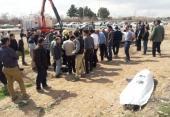3 حادثه واژگونی خودرو همزمان در سه نقطه از شهر  نجف آباد