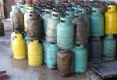 انفجار نمایندگی فروش کپسول گازمایع