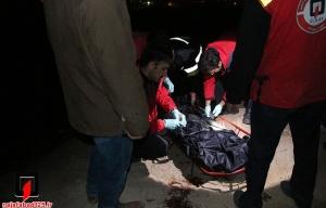 سقوط از کوه مرگ دختر 18 ساله را رقم زد