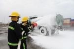 نحوه ورود به شغل آتش نشان