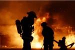 شرح وظایف پرسنل آتش نشانی