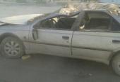 انفجار گاز ال پی جی باعث تخریب کامل یک باب مغازه مصدوم شدن یک نفر شد