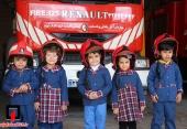 13 توصیه ایمنی در مواقع آتش سوزی و مراقبت از کودکان در مهد کودک