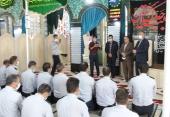گرامیـداشت هفتم مهر ماه روز آتش نشانی و ایمنی