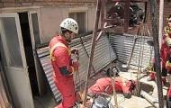 مرگ چاهکن جوان در اعماق چاه 20 متری