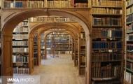 کتابخانه هایی که در آتش سوختند