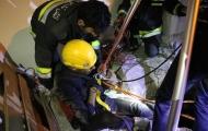 سقوط جوان ۲۹ ساله در چاه ۳۰ متری