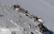 محل سقوط هواپیمای دنا گلباران میشود