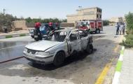 باز هم ال پی جی و باز هم انفجار و آتش سوزی