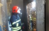 آتش سیگار سبب آتشسوزی منزل مسکونی در نجف آباد شد