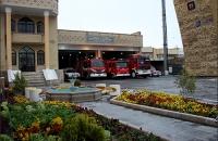 عملکرد سازمان آتش نشانی و خدمات ایمنی شهرداری نجف آباد / اسفند1396