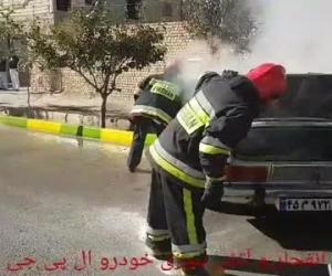 انفجار ال پی جی ، باز هم انفجار و آتش سوزی