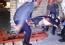 مصدومیت شدید مرد جوان در حادثه سقوط از پشت بام منزل مسکونی