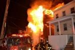 راههای فرار در مقابل آتش سوزیهای بزرگ
