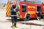 مخاطرات شغلی آتش نشانان