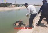 سقوط مردجوان در کانال آب مرگ وی را رقم زد