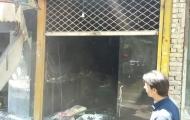 آتشسوزی اماکن تجاری در کاشان کاهش یافت
