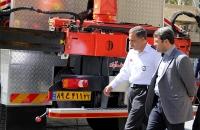 عملکرد سازمان آتش نشانی و خدمات ایمنی شهرداری نجف آباد / اسفند1395