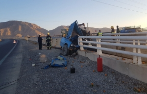 تصادف مرگبار خودرو نیسان